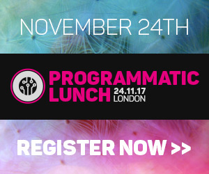 Programmatic Lunch MPU