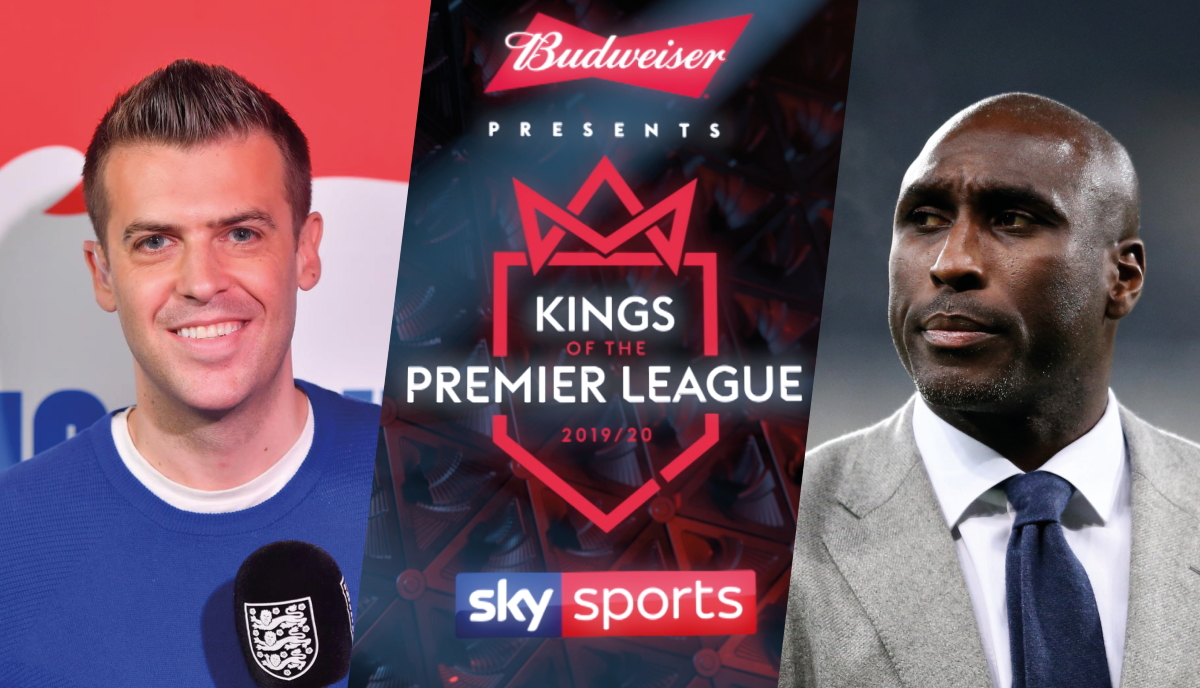 Budweiser strengthens its existing partnership with the Premier League with launch of football review show on Sky