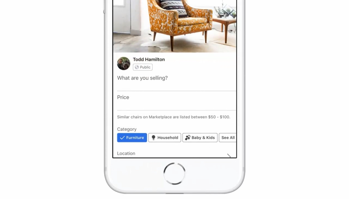 Facebook Marketplace AI