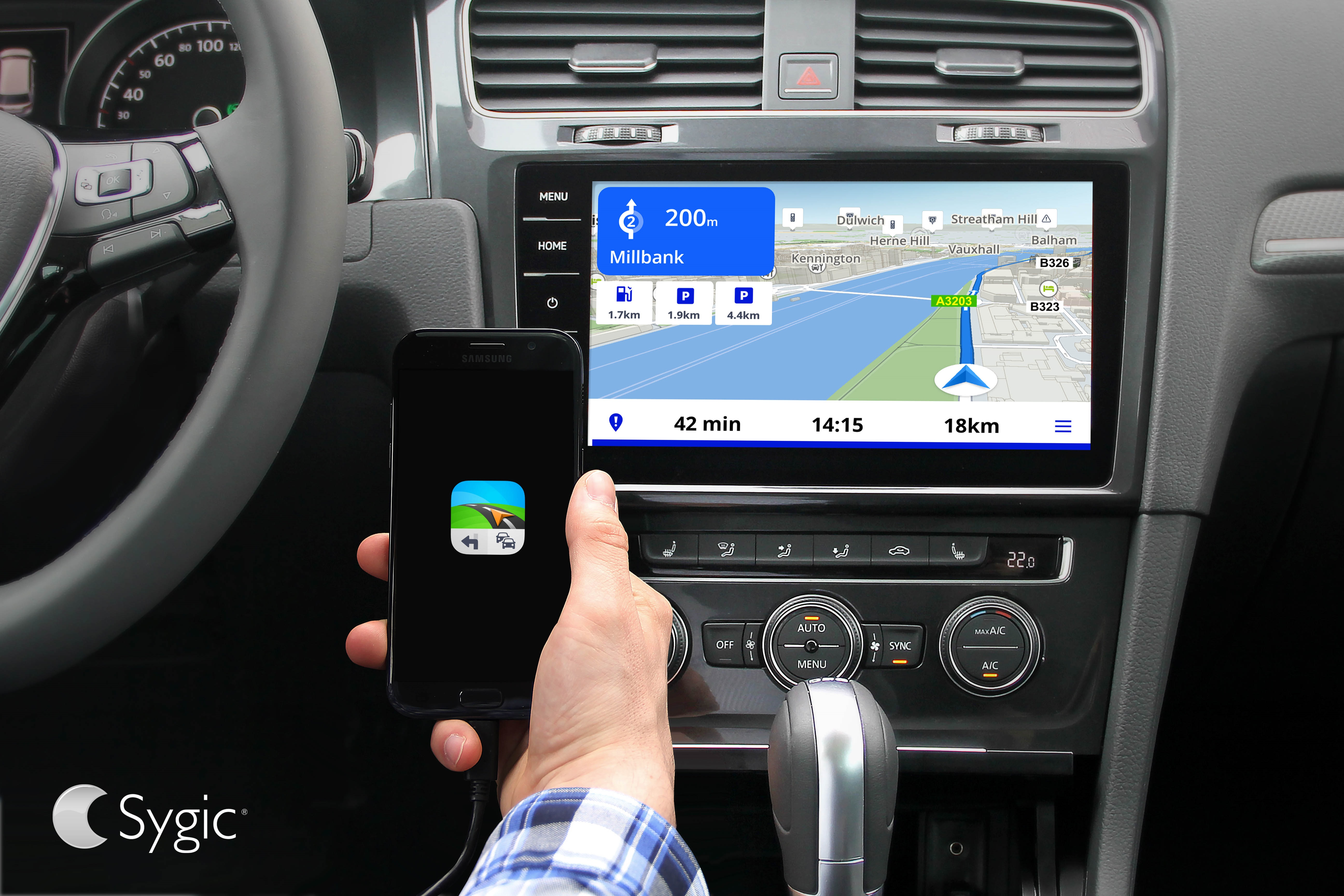 Sygic adds MirrorLink connectivity to Sygic GPS Navigation ...