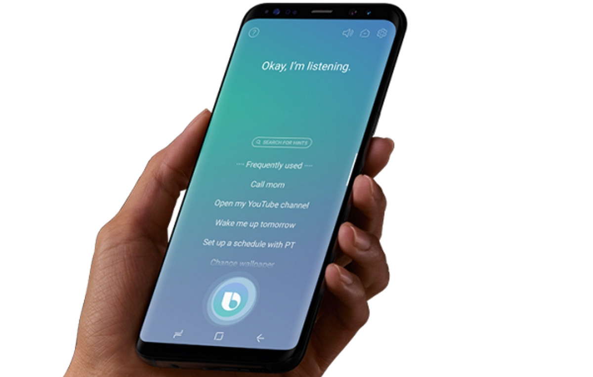 Samsung's Siri rival Bixby finds its voice in the US ...