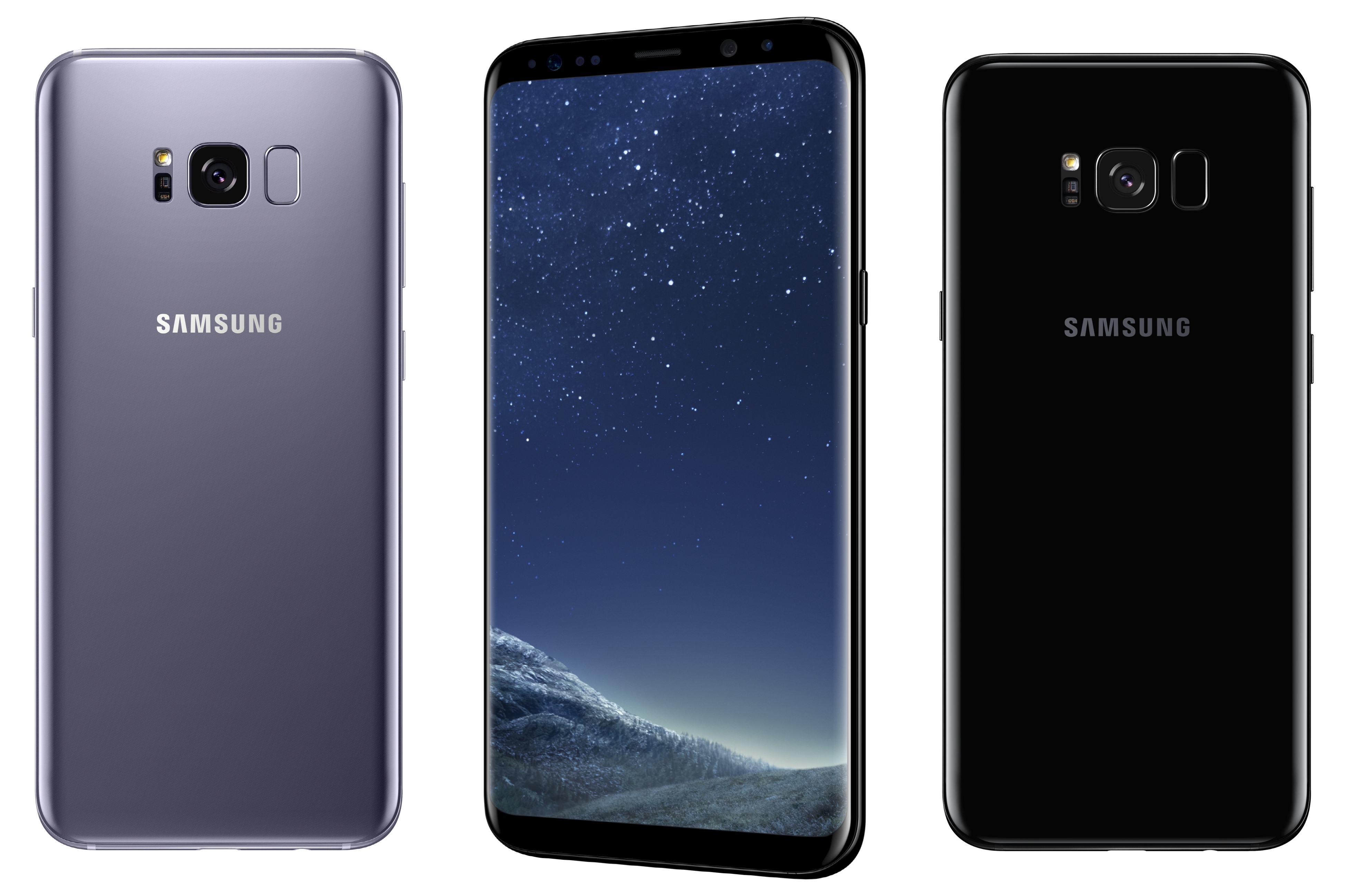 samsung unveils galaxy s8 and s8 launches vr content service mobile marketing magazine. Black Bedroom Furniture Sets. Home Design Ideas