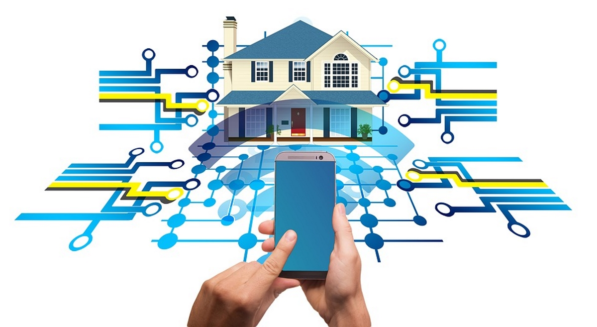 Smart connected home