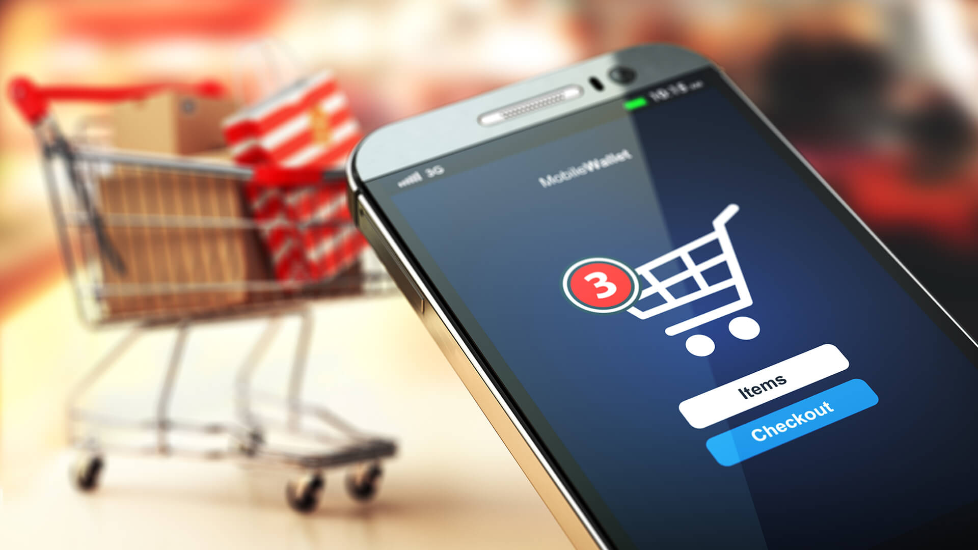 mCommerce eCommerce mobile smartphone retail