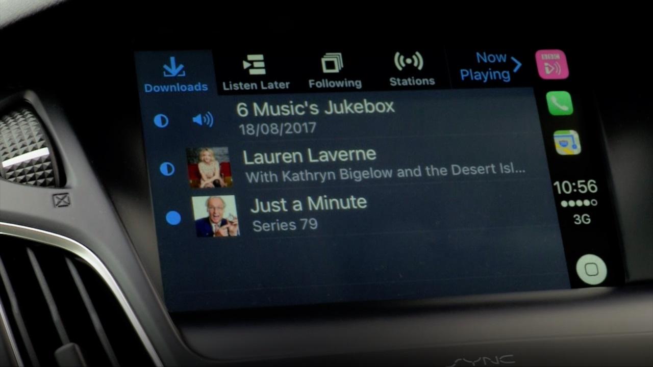 BBC updates iPlayer Radio app for Android Auto and Apple