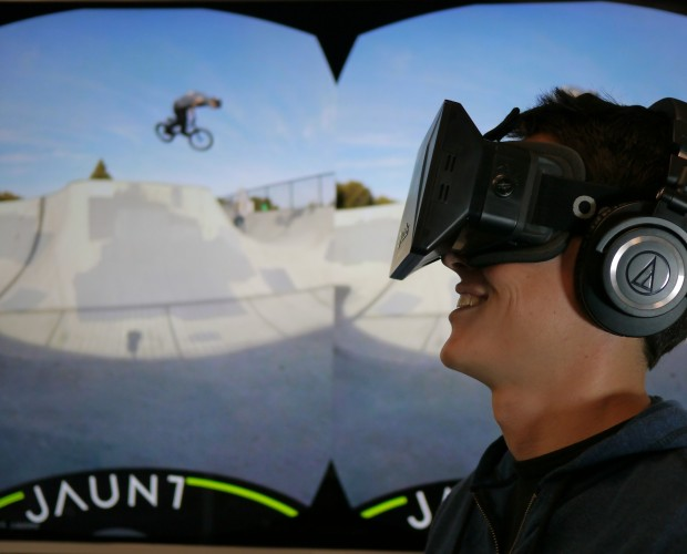 Disney-backed Jaunt partners with Omnivirt to extend VR advertising campaign reach