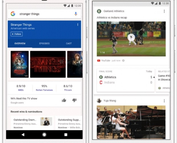 Google rolls out its in-app personalised feed globally