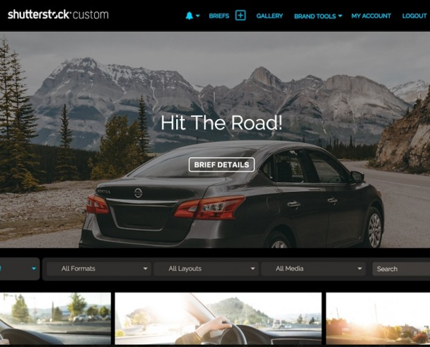 Shutterstock launches its Flashstock business as Shutterstock Custom