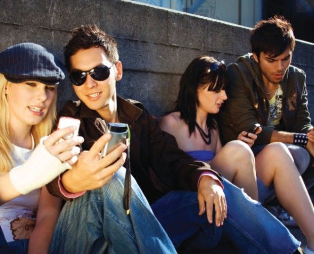 Snapchat the most popular social channel among US teenagers, study finds