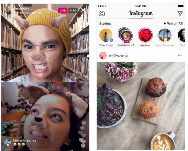 eMarketer forecasts almost 600m Instagram users by year end