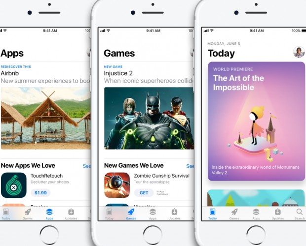 Apple enjoys record-breaking holiday season on the App Store