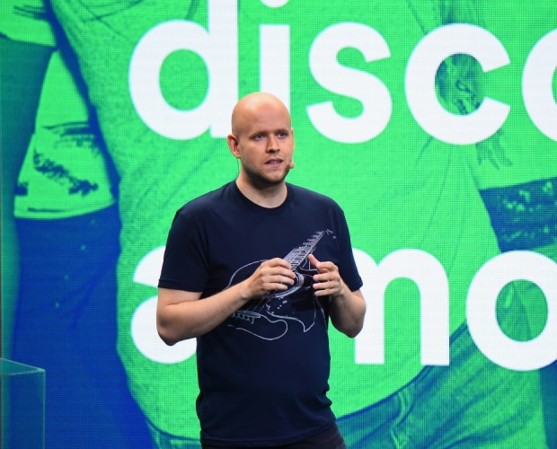 Spotify is nearing the production of its first hardware product