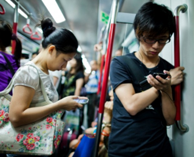 More time will be spent on mobile devices than watching TV in China this year
