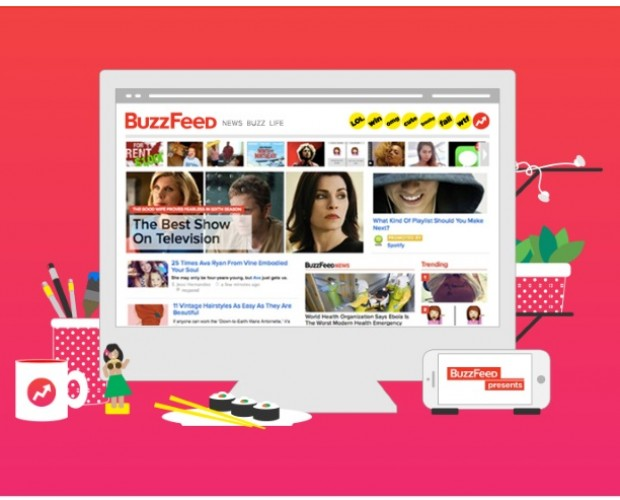 BuzzFeed restructures ad sales team in effort to boost revenues