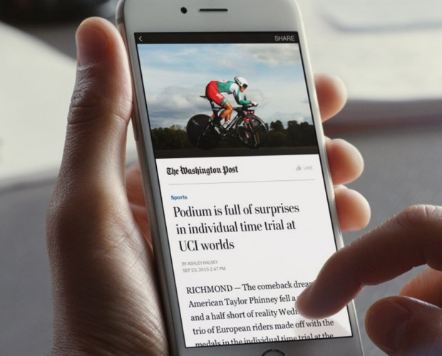 Publishers protest Facebook decision to label news articles