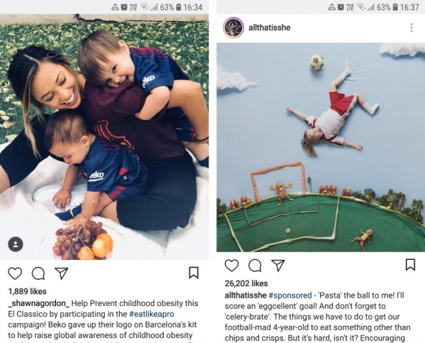 Beko teams with Barcelona FC and influencer marketing to raise €1m for Unicef