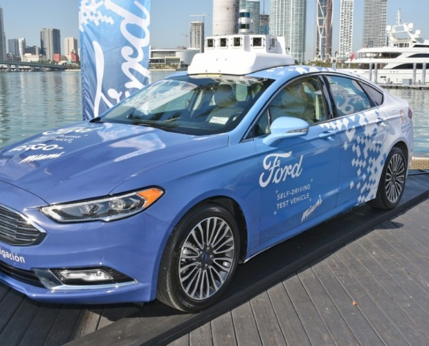 Ford forms self-driving subsidiary, commits $4bn to division