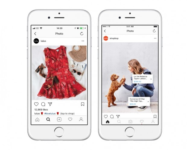 Instagram is informing many people's purchasing decisions: report
