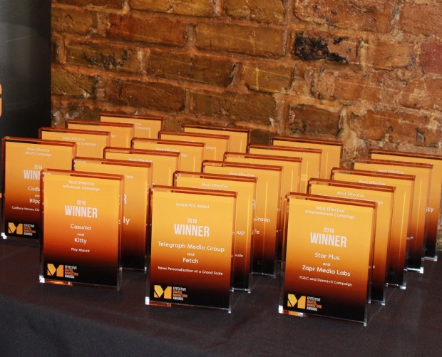 The 2019 Effective Digital Marketing Awards are open for business