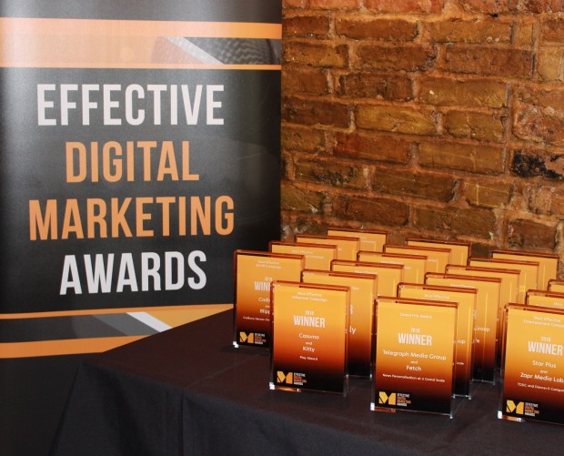 Six weeks left to enter the Effective Digital Marketing Awards