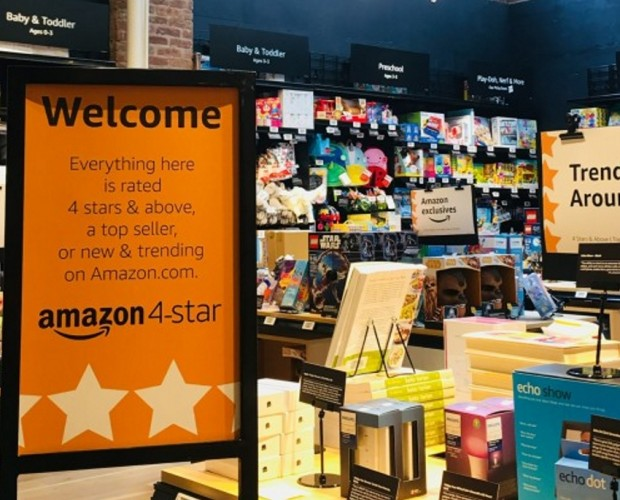 Amazon is closing all 87 of its pop-up stores