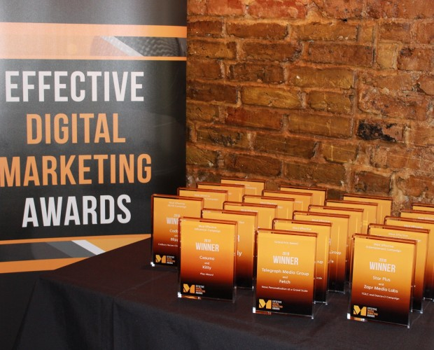 The Early Bird deadline for the Effective Digital Marketing Awards is just two days away