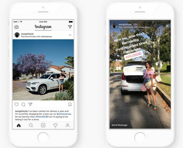 Instagram is now the top place to view influencer content