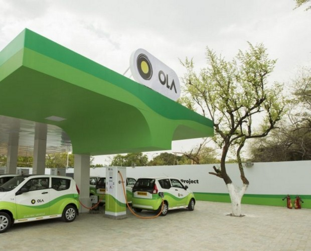 Ola's electric division becomes India's newest unicorn with $250m SoftBank investment