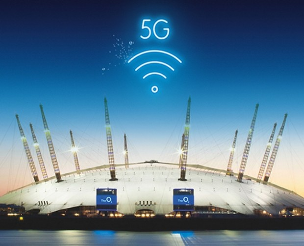 O2 will launch its 5G network in October