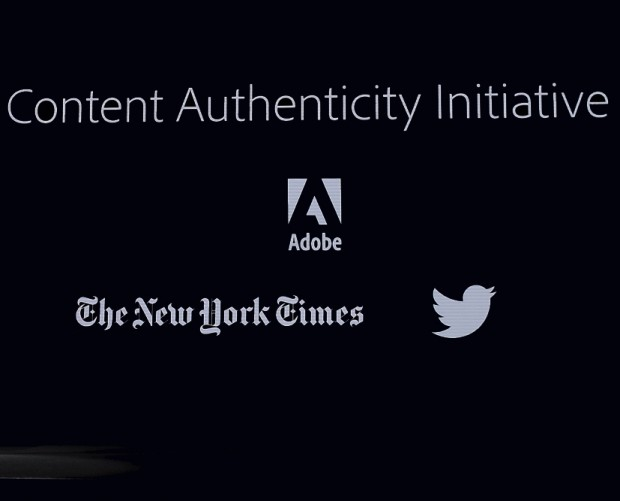 Adobe, Twitter, New York Times join forces to fight fake content
