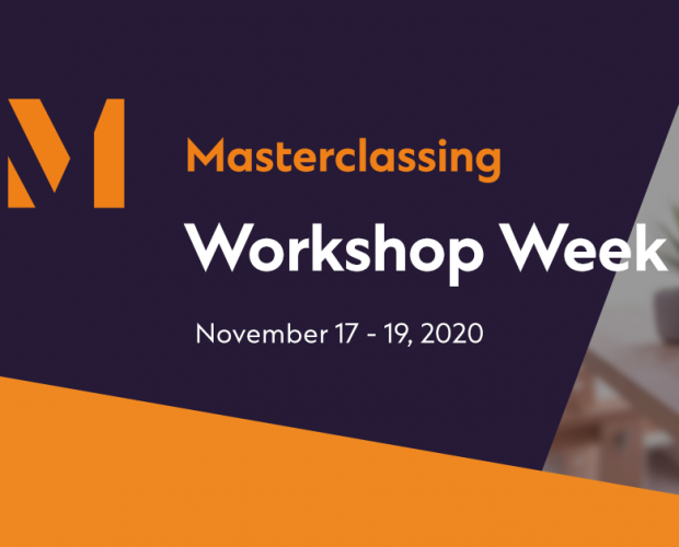 16 events in three days - Masterclassing Workshop Week draws to a successful close