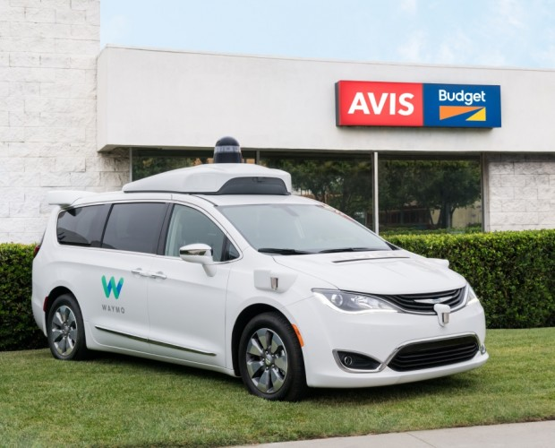 Apple and Alphabet back different rental firms in race to the self-driving firm