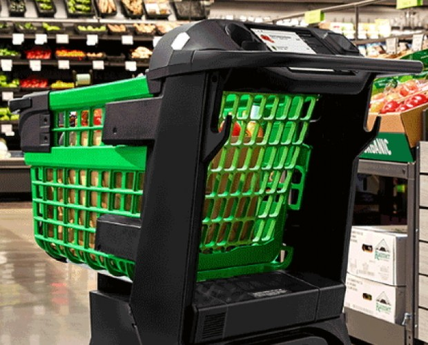 Amazon to roll out smart grocery carts for cashierless shopping experience