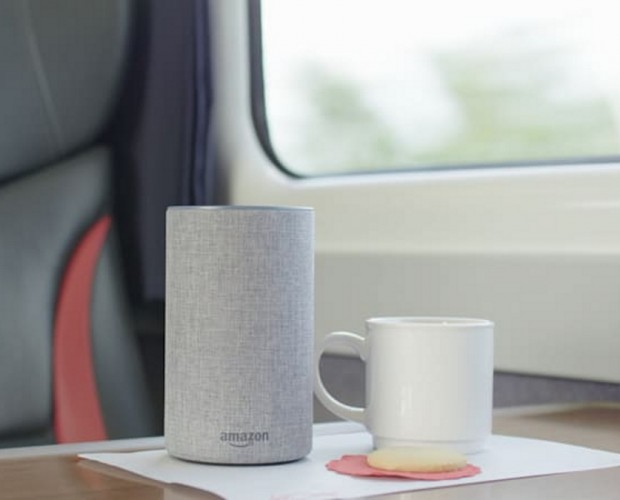 Virgin Trains first to begin selling tickets via Amazon Alexa