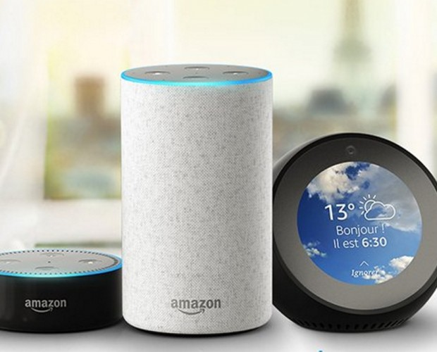 Amazon brings Alexa and Echo to France
