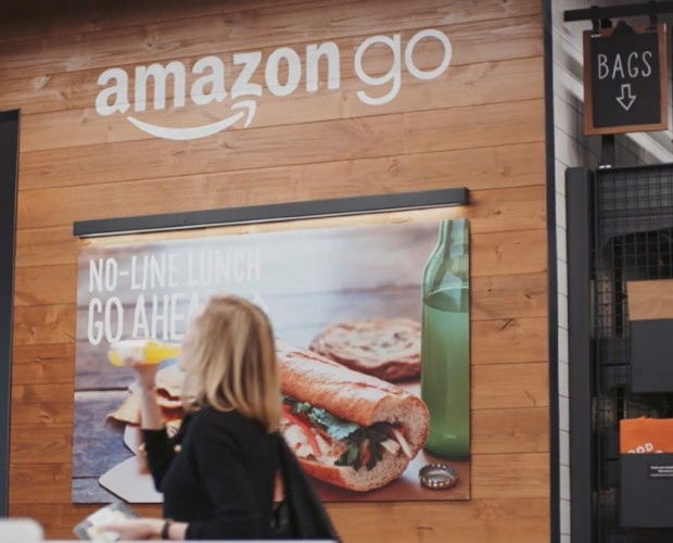 Amazon Go stores to start accepting cash