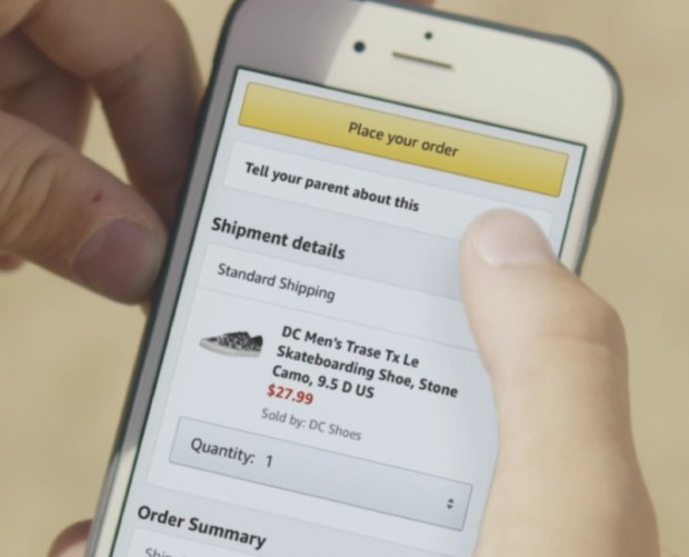 Amazon launches way for teens to shop on their own, while keeping their parents informed