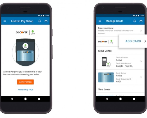 Google makes Android Pay work with mobile banking apps around the world
