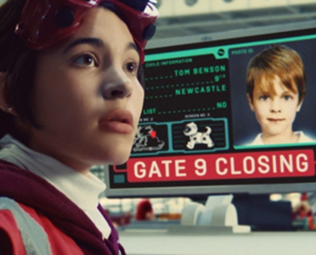 Argos's Christmas campaign is using social to integrate children's faces into its TV ad