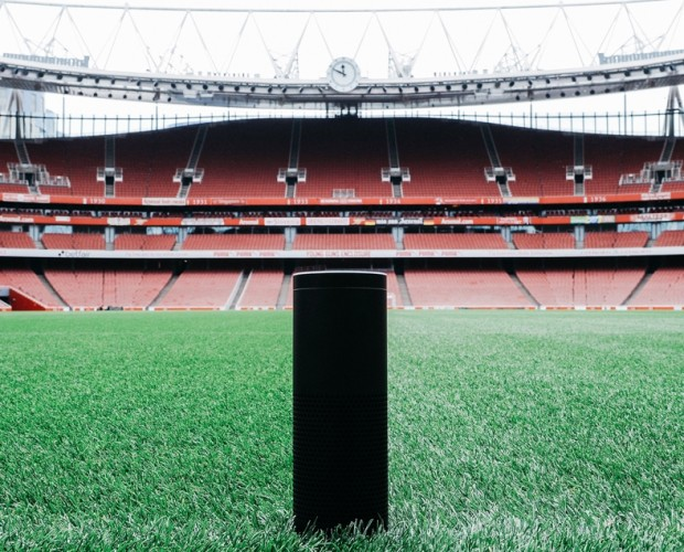 FA Cup finalists Arsenal become first Premier League club to launch Amazon Alexa skill