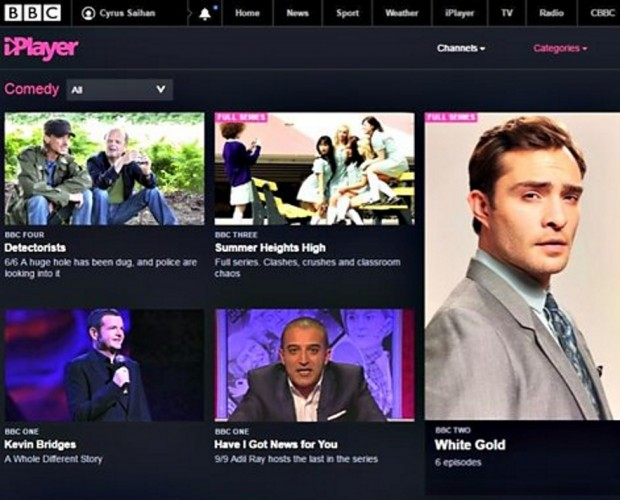 The BBC has teamed up with Microsoft to experiement with an iPlayer service that listens