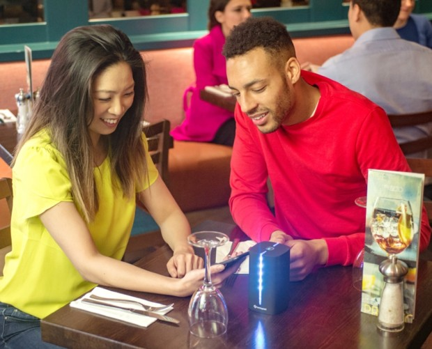 Barclaycard tech allows you to walk out of a restaurant without waiting for the bill