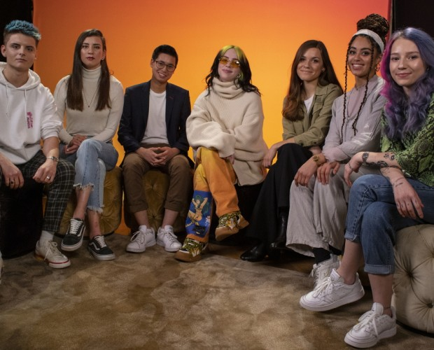 Deutsche Telekom teams up with Billie Eilish to highlight the good Gen Z is doing