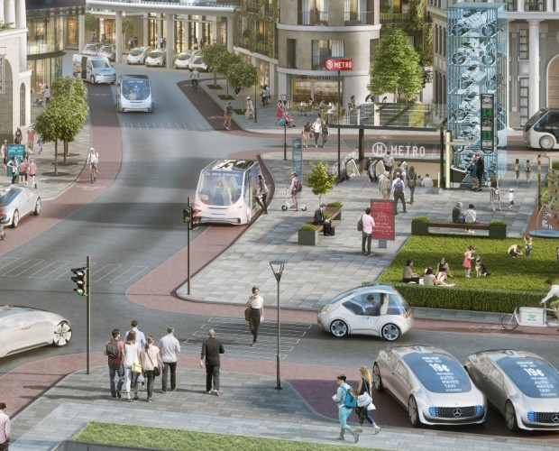Daimler and Bosch form driverless car alliance