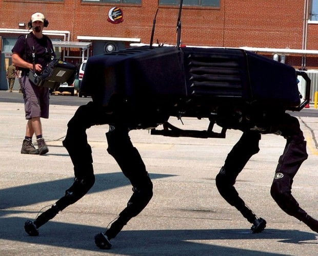 SoftBank agrees to buy robotics firms Boston Dynamics and Schaft from Alphabet