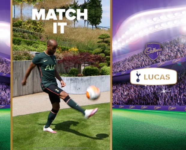 Cadbury teams up with England's top football clubs on Match & Win campaign