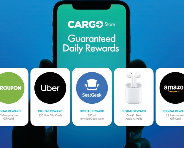 Uber riders can now earn cash back on purchases made with the Cargo Store app