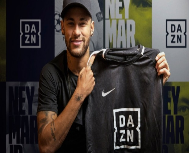 DAZN arrives in Spain, names Neymar and Mourinho as global ambassadors
