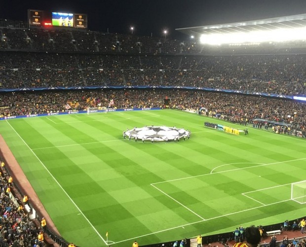 FC Barcelona joins forces with Telefonica to make the Nou Camp Europe's first 5G stadium