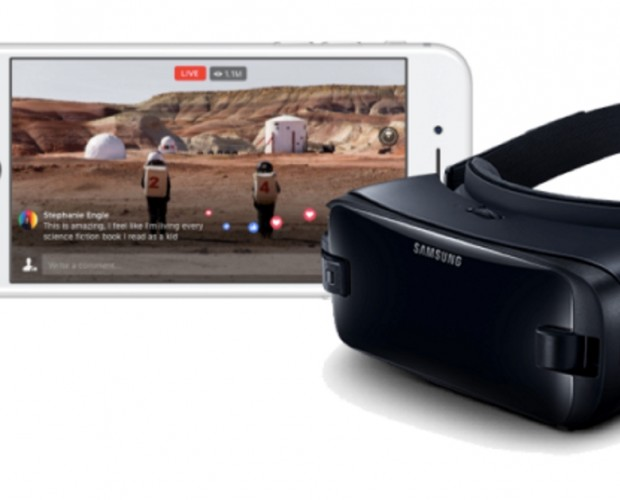 Facebook introduces 4K VR support for Live 360, and more